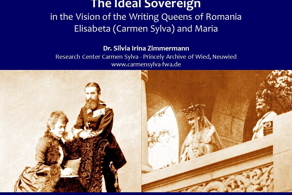 Silvia Irina Zimmermann: The Ideal Sovereign