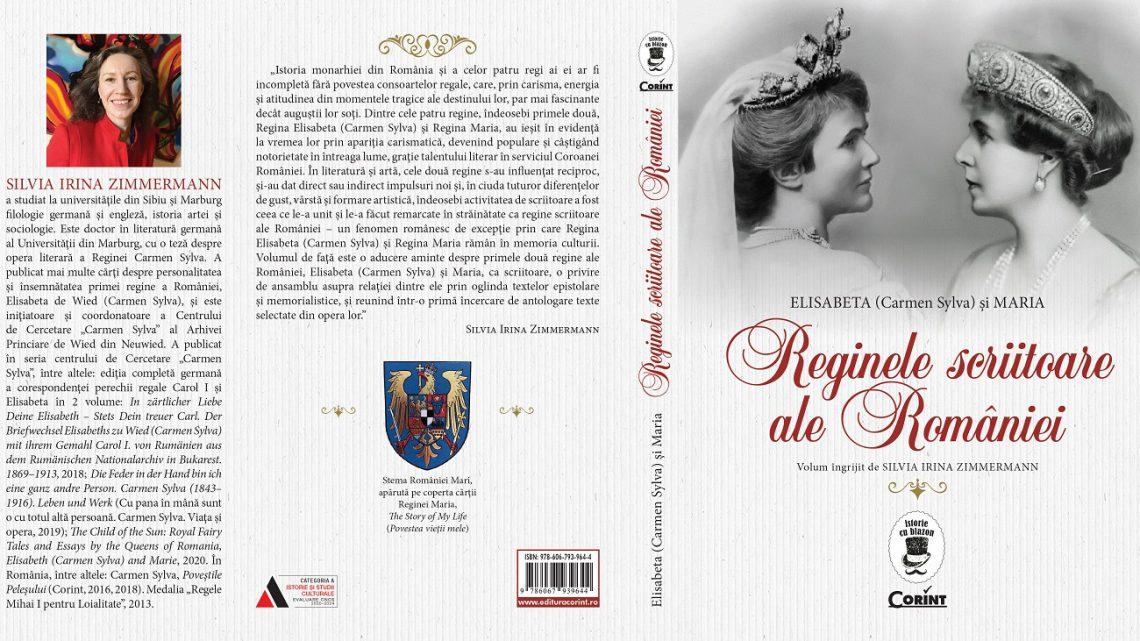 Reginele scriitoare ale României, Elisabeta (Carmen Sylva) și Maria