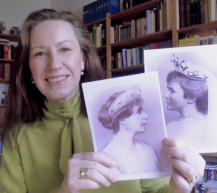 Silvia Irina Zimmermann: Reginele scriitoare ale României, Elisabeta (Carmen Sylva) şi Maria
